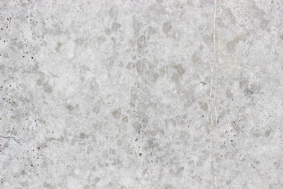 betonová struktura