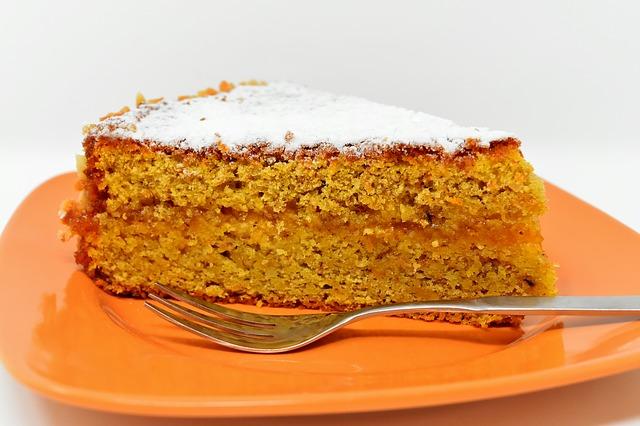 řez dortu