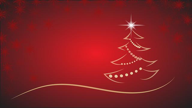 vánoční stromek pozadí