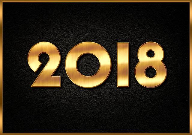 zlaté číslo 2018